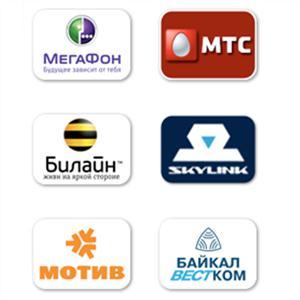 Операторы сотовой связи Апастово