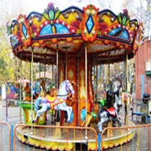 Парки культуры и отдыха Апастово